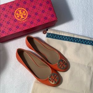 Tory Burch Ballet Flat, Leather